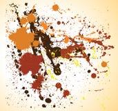 Fond de grunge de couleur d'art Image libre de droits