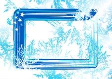 Fond de grunge de gelée Photographie stock libre de droits