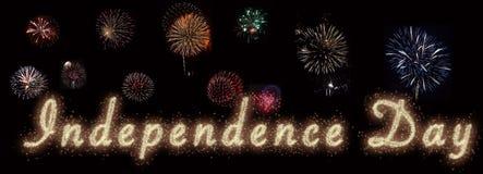 Fond de grunge de l'indépendance Day Photographie stock libre de droits