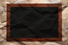 Fond de grunge de tableau noir Images libres de droits
