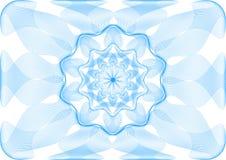 Fond de guilloche Image stock