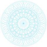 Fond de guilloche, texture illustration de vecteur