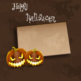 Fond de Halloween Photographie stock libre de droits