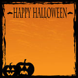 Fond de Halloween Photo stock