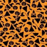 Fond de Halloween illustration stock