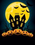 Fond de Halloween Image stock