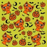 Fond de Halloween Photos stock