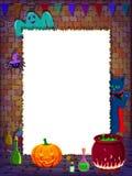 Fond de Halloween avec l'espace vide Photographie stock