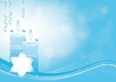 Fond de Hanukkah illustration stock