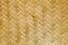 Fond de haute résolution de rotin de texture en bambou d'armure pour la conception Image libre de droits