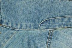 Fond de jeans Photographie stock