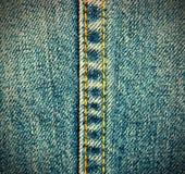 Fond de jeans de vintage Photos stock