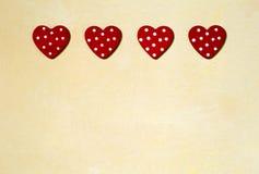 Fond de jour d'amour et de valentines Photo stock