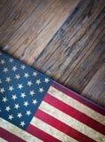 Fond de Jour de la Déclaration d'Indépendance Images libres de droits