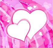 Fond de jour de Valentineâs Photographie stock