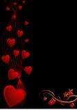 Fond de jour de Valentine Photo stock