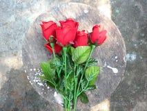 Fond de jour de Valentine Photographie stock
