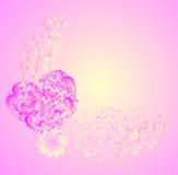 Fond de jour de Valentines Photo stock