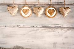Fond de jour de valentines Photographie stock libre de droits