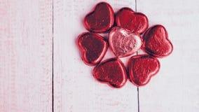 Fond de jour de valentines, concept d'amour Photos stock