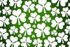 Fond de jour du ` s de St Patrick Image stock