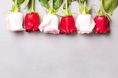 Fond de jour du ` s de Valentine Images libres de droits