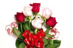 Fond de jour du ` s de Valentine Image stock