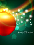 Fond de Joyeux Noël Photo libre de droits