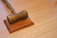 Fond de justice Photos stock