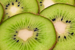 Fond de kiwi Images libres de droits