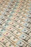 Fond de l'argent Image libre de droits