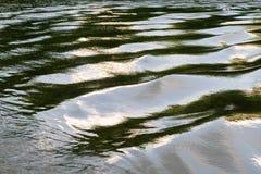 Fond de l'eau image libre de droits