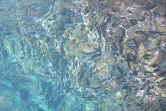 Fond de l'eau d'ondulation photographie stock