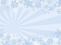 Fond de l'hiver Photos libres de droits