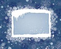 Fond de l'hiver illustration libre de droits