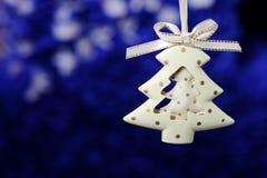 Fond de l'hiver Carte de voeux de Joyeux Noël et de bonne année avec le copie-espace les décorations de Noël de fond ont isolé le photos libres de droits