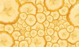 Fond de la banane Photo stock