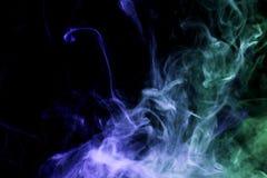 Fond de la fumée du vape photo libre de droits