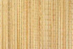 Fond de la paille sèche attachée par des amorçages Image stock