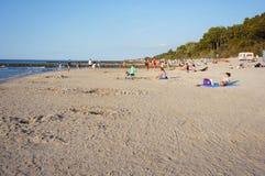 Fond de la plage sand Image libre de droits