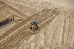 Fond de la plage sand Photo stock