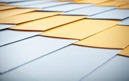 Fond de la série d'enveloppes image stock