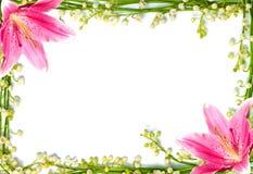 Fond de lettre d'amour Images stock