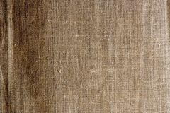 Fond de lin textile Photographie stock libre de droits