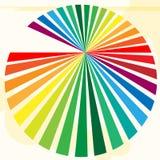 Fond de logo d'affaires pour stationnaire Image stock