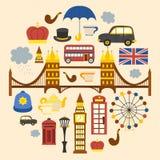 Fond de Londres de vecteur Photo stock