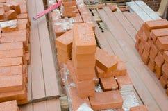 Fond de maçonnerie de maçon Image libre de droits