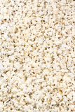 Fond de maïs éclaté Photographie stock libre de droits