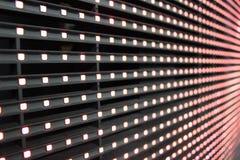 Fond de maille de LED Photos libres de droits
