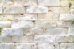 Fond de marbre avec la lumière jaune Photo stock
